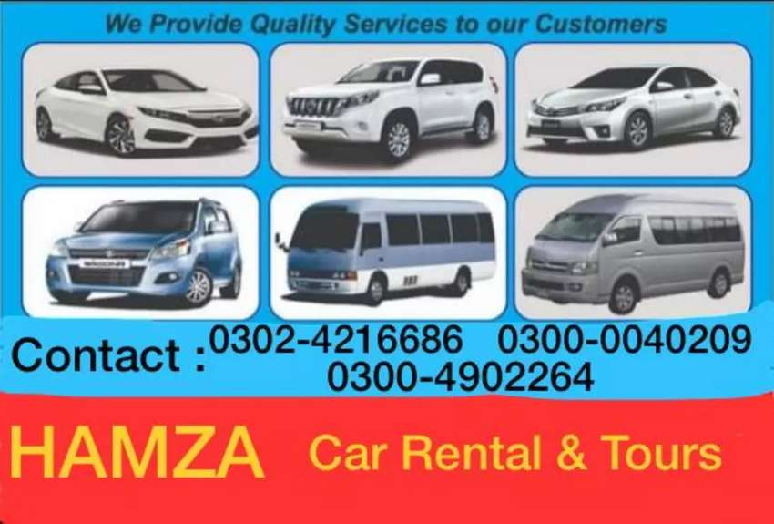 RENT A CAR TRAVEL & TOURS