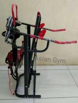Treadmill Manual Full Fungsi Total Fitness