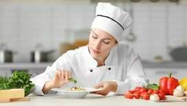Female CARE TAKER/COOK  for 24 hours