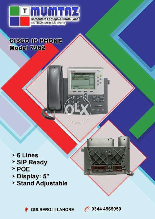 SIP Ready Cisco IP Phones Available in QTY 0