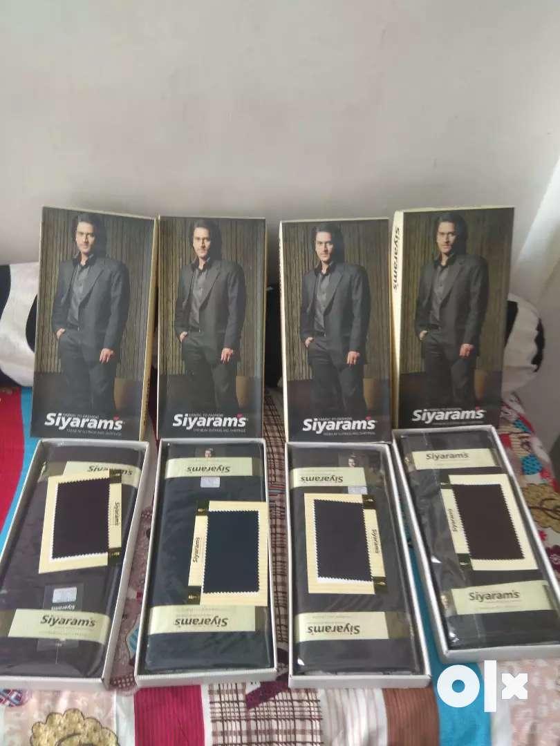 Siyaram Brand Suit length 0