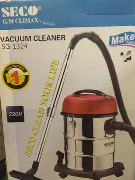 Original Japanese wet and dry vacuum cleaner