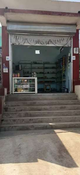 Shop on rent in koni