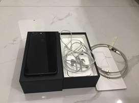 Iphone 7 plus 128gb jet black mulusss