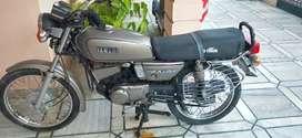 Good Condition Bike Yamaha RX135