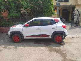 Renault KWID 2018 Petrol Well Maintained top model
