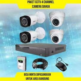 Jual CCTV termurah+PASANG