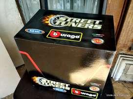 Mainan Anak - Grosir Bburago Street Tuners skala 43 - Bburago Diecast