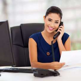 URGENT REQUIREMENT FOR FEMALE RECEPTIONIST