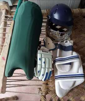 Cricket Kit ( Only 1 Month Used)
