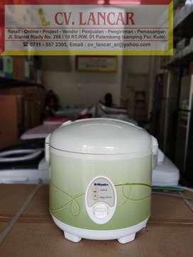 Rice Cooker MIYAKO 1.8L (mcm508) GRATIS Ongkir bayar dirumah