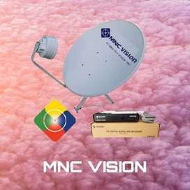 Parabola Mini Digital MNC Vision
