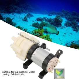 Pompa Air Mini Akuarium Aquarium Ikan Fish Tank 12V