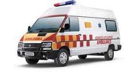 sauganyamaye karunya pravarthanathini oru ambulance avashya mundu
