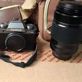 Mirrorless FUJIFILM X-T100 55-200MM