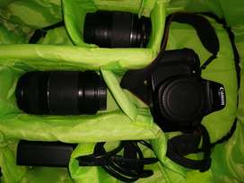 Neat condition Canon 1300 d
