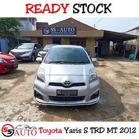 Toyota Yaris 1.5 S TRD MT 2012/2013 Supermulus Odo54rb OrisiniL