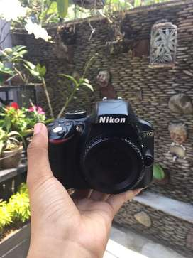 Nikon D330 Full Set + Camera Bag