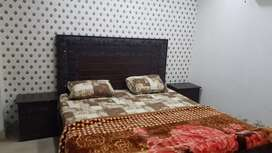 Par day fully furnished facing park sector c bahria town Lahore