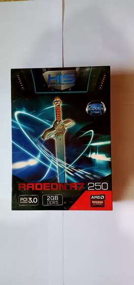 HIS Radeon R7 250 2GB GDDR5