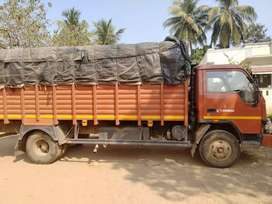 Eicher good running vehicle