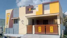 New 2 bhk house in kurumbapalayam