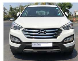 Hyundai Santa Fe 2WD AT, 2014, Diesel