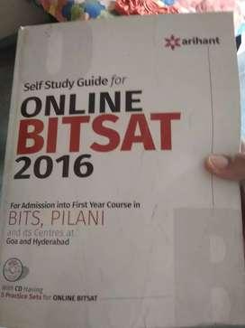 Bitsat book