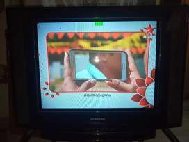 SAMSUNG 21 inches Flat TV