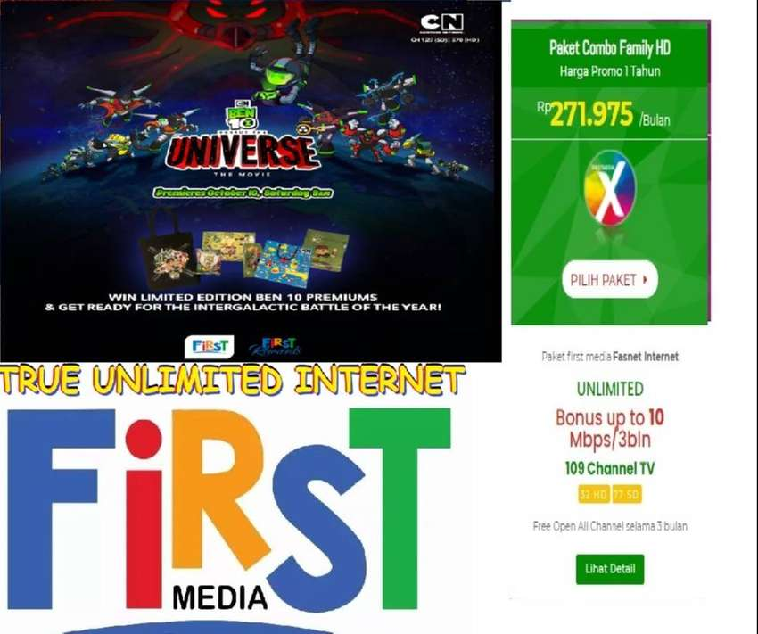PROMO INTERNET FIRSTMEDIA WIFI UNLIMITED 0