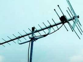 Layanan toko pasang signal antena tv outdoor