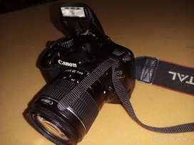 Specifications for Canon EOS 550D (18-55 Lens)