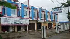 Disewakan / Dijual Ruko di Tanjung Selor (Kalimantan Utara)