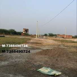 350 SQ YARD GOOD PLOT FOR INVESTMENT AND RESIDENTIAL PURPOSE