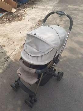 Stroller merk combi