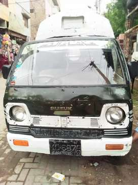 Suzuki pickup 2 stock for sell only call