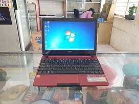 Netbook 12 in Acer Aspire One 722 Prosesor AMD DUAL Core C60