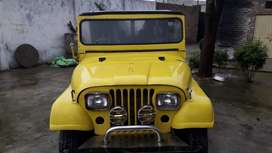 Good working condition jeep exchange possible