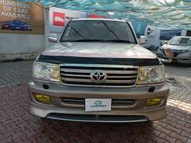 Toyota Grand Cruiser V6 4.2