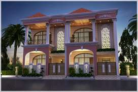 Park Facing Villa ,Gated Colony,CC Road