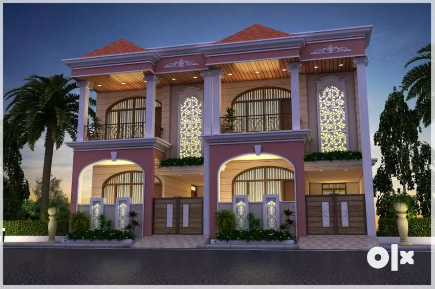 Park Facing Villa ,Gated Colony,CC Road 0