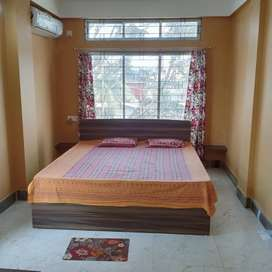 Fully Furnished Flats with all modern gadgets.
