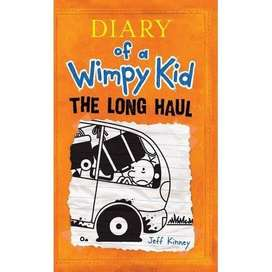 The Diary Of Wimpy Kid The Long Haul