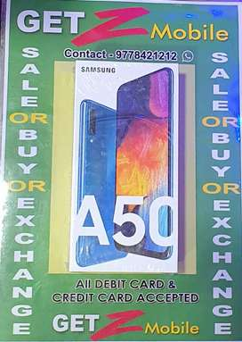Samsung Galaxy A50 6/64 GB  Blue Sealed