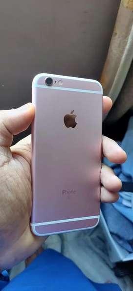 Price fixed hai yai nhi bolna 500 kaam karo Iphone 6s 16 gb rosegold