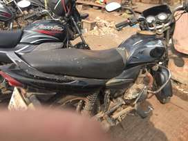 platina 100 cc good condition