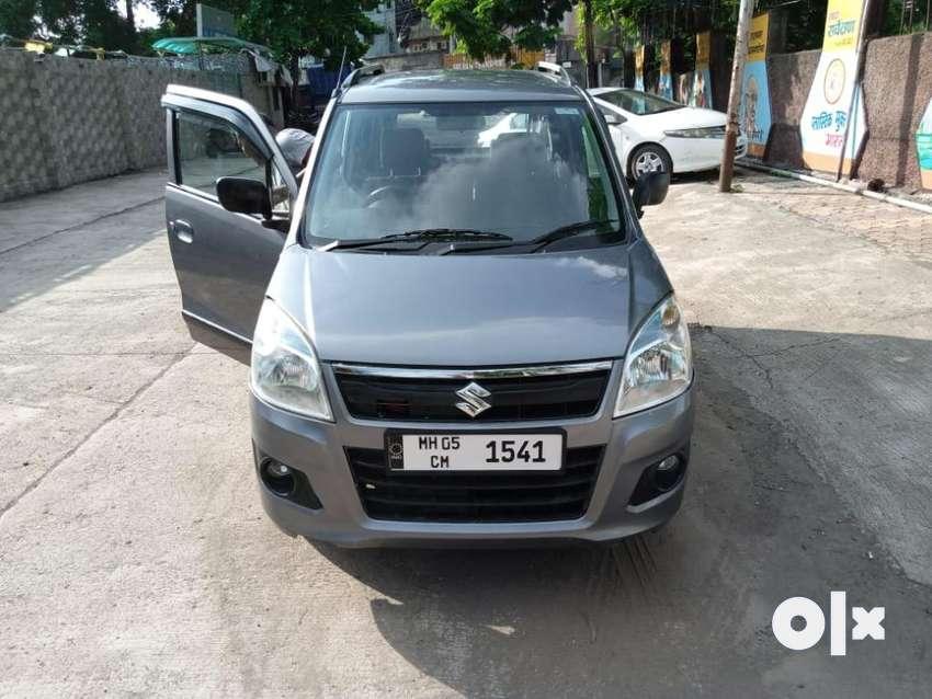 Maruti Suzuki Wagon R 1.0 LXi CNG, 2015, CNG & Hybrids 0