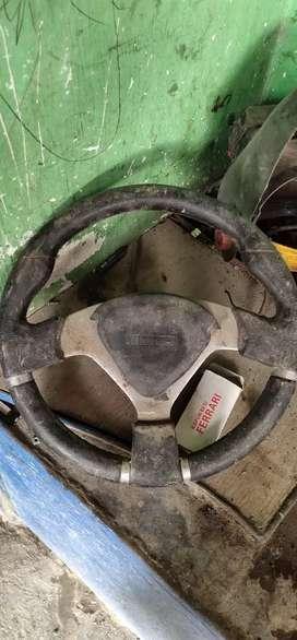 Knalpot Bamper Stang Stir Racing