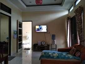 Rumah asri dan nyaman disewakan