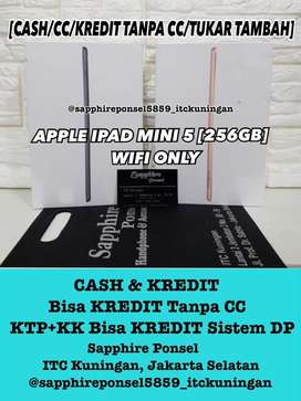 Cicilan Tanpa CC[Apple Ipad Mini 5-256GB(Wifi Only)New] -Info bs Call